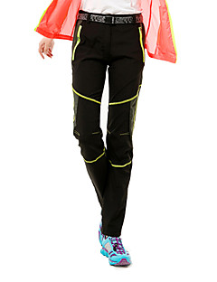 tanie Odzież turystyczna-Damskie Turistické kalhoty Na wolnym powietrzu Keep Warm Quick Dry Ultraviolet Resistant Oddychający Lekki Spodnie Doły Camping &