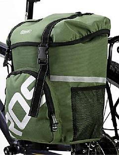 cheap Bike Bags-ROSWHEEL Bike Bag 15L Panniers & Rack Trunk Anti-Slip Rain-Proof Wearable Easy to Install Reflective Strips Bicycle Bag Printable