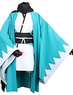 """billige Anime Kostymer-Inspirert av Skjebne / Grand Order Anime  """"Cosplay-kostymer"""" Cosplay Klær / Cosplay Topper / Underdele Annen Langermet Frakk / Ermer / Sokker Til Herre / Dame Halloween-kostymer"""