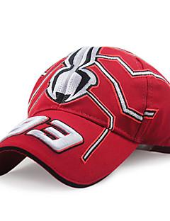billige Trendy hatter-Herre Kontor Fritid Solhatt Baseballcaps Fargeblokk Bomull