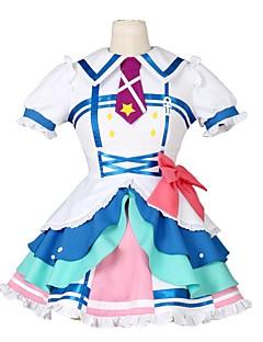 """billige Anime Kostymer-Inspirert av Elsker live Andre Anime  """"Cosplay-kostymer"""" Cosplay Klær Annen Kortermet Kjole Sløyfe Mer Tilbehør Slips Til Herre Dame"""