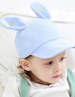 tanie Akcesoria dla dzieci-Kapelusze i czapki - Dla obu płci - Na każdy sezon - Bawełna Niebieski Black Blushing Pink Gray