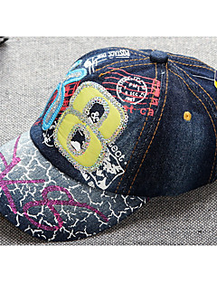 tanie Akcesoria dla dzieci-Kapelusze i czapki - Dla obu płci - Wiosna Lato - Bawełna Niebieski Navy Blue Light Blue Granatowy