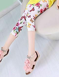 cheap Girls' Clothing-Kids Girls' Geometric Leggings