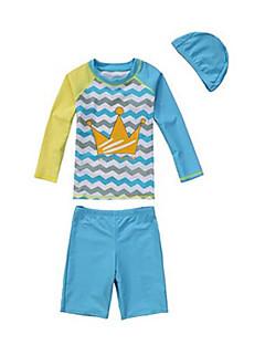 billige Badetøj til drenge-Baby Drenge Stribet Badetøj