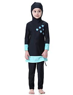 billige Badetøj til drenge-Børn Pige Patchwork Badetøj