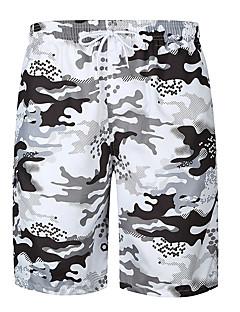 billige Herrebukser og -shorts-Herre Grunnleggende Chinos Bukser Kamuflasje