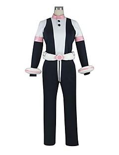"""billige Anime Kostymer-Inspirert av My Hero Academy Battle For All / Boku no Hero Academia Cosplay Anime  """"Cosplay-kostymer"""" Cosplay Klær Annen Langermet Topp / Bukser / Belte Til Unisex Halloween-kostymer"""