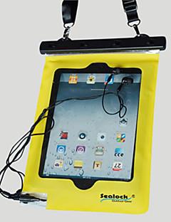 お買い得  防水バッグ & 防水ケース-携帯電話バッグ のために メディアプレーヤー / タブレット / 携帯電話 防雨 / アンチスリップ / 防水ファスナー 9.7 インチ ゴム 20 m