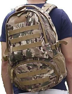 billiga Ryggsäckar och väskor-55 L Ryggsäckar - Snabb tork, Bärbar Camping Nylon Kamoflage