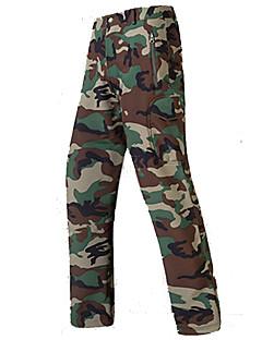 baratos Calças e Shorts para Trilhas-Homens Calças de Trilha Ao ar livre Secagem Rápida, Vestível, Respirabilidade Calças Equitação / Exercicio Exterior / Multi-Esporte