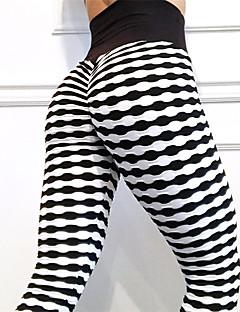 Χαμηλού Κόστους Γυναικεία Παντελόνια & Φούστες-Γυναικεία Καθημερινά Αθλητικό Γκέτα - Γεωμετρικό Ψηλή Μέση