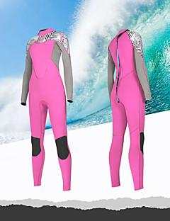 abordables Surf y Buceo-Mujer Traje de neopreno completo 2mm SCR Neopreno Trajes de buceo Alta elasticidad Manga Larga