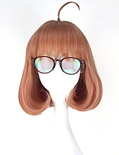 billige Anime cosplay-Cosplay Parykker Beyond the Boundary Cosplay Anime Cosplay-parykker 76.2 cm CM Varmeresistent Fiber Alle