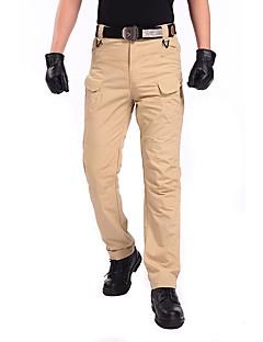 baratos Calças e Shorts para Trilhas-Homens Calças de Trilha Ao ar livre Secagem Rápida, Respirabilidade, SPF35 Calças Equitação / Exercicio Exterior