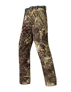tanie Turystyczne spodnie i szorty-Męskie Spodnie turystyczne Na wolnym powietrzu Szybkie wysychanie, Zdatny do noszenia, Oddychalność Spodnie / Doły Piesze wycieczki / Ćwiczenia na zewnątrz / Multisport