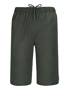 baratos Calças e Shorts para Trilhas-Homens Shorts de Trilha Ao ar livre Secagem Rápida, Vestível, Respirabilidade Shorts / Calças Equitação / Exercicio Exterior / Multi-Esporte