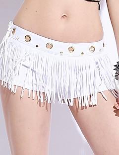billige Herrebukser og -shorts-Dame Aktiv / Grunnleggende Jeans / Shorts Bukser Ensfarget / Bokstaver