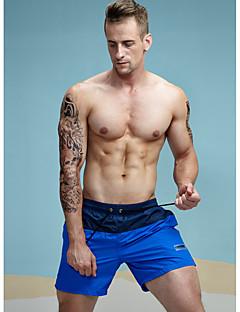 billige Herrebukser og -shorts-Herre Aktiv / Grunnleggende Chinos / Shorts Bukser Fargeblokk
