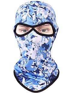billige Sykkelklær-balaclavas Alle årstider Pusteevne / Beskyttende Utendørs Trening / Sykkel Unisex Lycra Kamuflasje / Elastisk