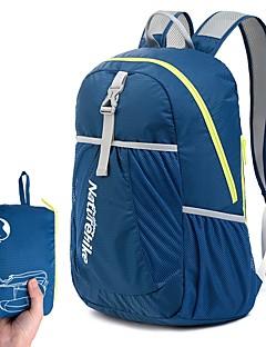 billiga Ryggsäckar och väskor-22 L Ryggsäckar till dagsturer - Lättvikt, Regnsäker, Mateial som andas Utomhus Camping, Löpning Nylon Himmelsblå, Grön, Mörk Marin