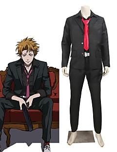 """billige Anime cosplay-Inspirert av Cosplay Cosplay Anime  """"Cosplay-kostymer"""" Cosplay Klær Annen Langermet Halsklut / Frakk / Genser Til Unisex Halloween-kostymer"""