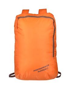 billiga Ryggsäckar och väskor-20 L Ryggsäckar / Ryggsäck - Lättvikt, Regnsäker Utomhus Camping Polyester Gul, Grön, Blå