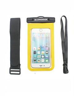 Cell Phone Bag / Mobile Phone Bag for Mobile Phone Lightweight / Rain-Proof / Anti-Slip 5.2 inch PVC(PolyVinyl Chloride) 30 m