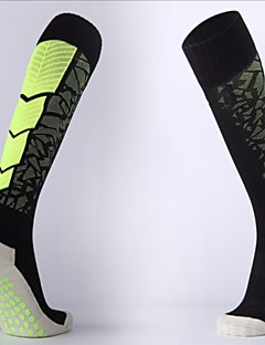 billige Sykkelklær-Sykkel / Sykling Sokker Herre Sykling / Fitness, Løping & Yoga / Anti-Skride 1 par Høst / Vinter / Vår, Høst, Vinter, Sommer Garn Bleket Bomull / Chinlon / Elastisk