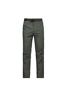 tanie Turystyczne spodnie i szorty-Męskie Spodnie turystyczne Na wolnym powietrzu Szybkie wysychanie Spodnie Ćwiczenia na zewnątrz