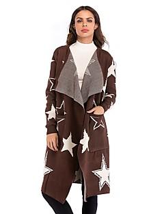 baratos Suéteres de Mulher-Mulheres Activo Carregam - Geométrica