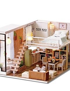 cheap -Dollhouse Lovely Exquisite Romance Contemporary 1 pcs Pieces Kid's Adults' Girls' Toy Gift