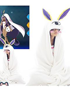"""billige Anime Kostymer-Inspirert av Fate / zero Cosplay Anime  """"Cosplay-kostymer"""" Cosplay Klær Tegneserie Kappe Til Dame"""