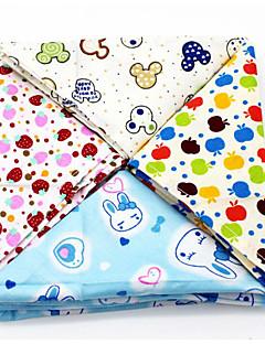 billiga Hundkläder-Hund / Katt Hundsjal Hundkläder Citat och ordspråk / Frukt / Kanin Slumpmässig färg Cotton Kostym För husdjur Herr / Dam Vanlig / Fritid