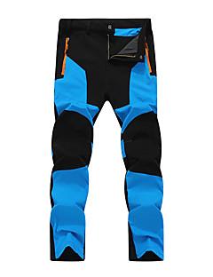 baratos Calças e Shorts para Trilhas-Homens Calças de Trilha Ao ar livre A Prova de Vento, Respirabilidade, Vestível Calças Equitação / Exercicio Exterior