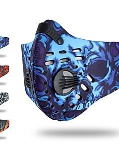 billige Sykkelklær-Ansiktsmaske / Headsweat Vår / Sommer / Høst Sykling / Fitness, Løping & Yoga / Avtagbart Fleece Ski & Snowboard / Utendørs Trening / Sykling / Sykkel Unisex Nylon / Spandex Kamuflasje / Elastisk