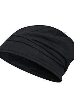 billige Tilbehør-Turcaps Skelett Caps Hold Varm Høst Vinter Svart Unisex Utendørs Trening Vintersport Mote Voksen / Mikroelastisk