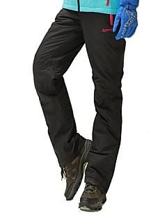 billiga Skid- och snowboardkläder-Dam Skidbyxor Vattentät, Håller värmen, Bärbar Skidåkning / Snowboardåkning / Vintersport Terylen Byxa Skidkläder / UV-resistent