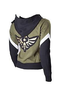 """billige Anime Kostymer-Inspirert av The Legend of Zelda Link Anime  """"Cosplay-kostymer"""" Cosplay gensere Lapper / Spesielt design Hattetrøje Til Unisex"""