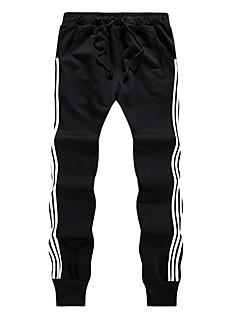 billige Herrebukser og -shorts-Herre Grunnleggende Chinos Bukser Stripet