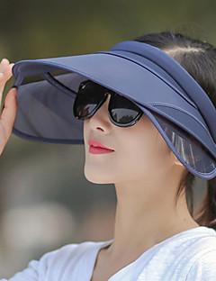 billige Hatter til damer-Dame Grunnleggende Solhatt Geometrisk