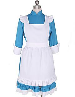 """billige Anime Kostymer-Inspirert av Kagerou Prosjekt Mari Kozakura Anime  """"Cosplay-kostymer"""" Cosplay Klær Spesielt design Kjole / Mer Tilbehør / Kostume Til Herre / Dame"""