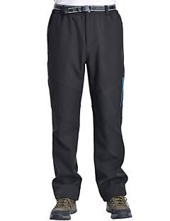 tanie Turystyczne spodnie i szorty-Męskie Spodnie turystyczne Na wolnym powietrzu Odporność na wiatr, Oddychalność, Zdatny do noszenia Jesień, Zima Spandeks Spodnie Wspinaczka Kemping Sporty rekreacyjne L XL XXL - FLYGAGa