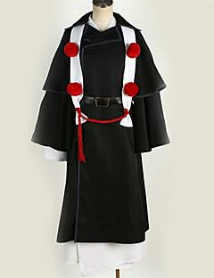 """billige Anime Kostymer-Inspirert av Blå Eksorsist Cosplay Anime  """"Cosplay-kostymer"""" Cosplay Klær Spesielt design Mer Tilbehør / Kostume Til Herre / Dame"""