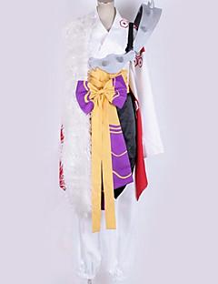 """billige Anime Kostymer-Inspirert av InuYasha Cosplay Anime  """"Cosplay-kostymer"""" Cosplay Klær Spesielt design Mer Tilbehør / Kostume Til Herre / Dame"""