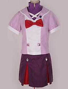 """billige Anime Kostymer-Inspirert av Programmene Frontier Cosplay Anime  """"Cosplay-kostymer"""" Cosplay Klær Moderne Halsklut / Topp / Skjørte Til Herre / Dame"""