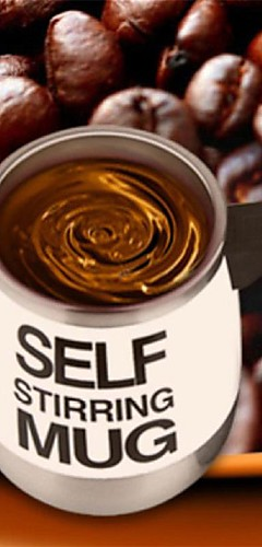 cheap -Drinkware Stainless Steel Daily Drinkware Coffee Mug Heat Retaining 1pcs