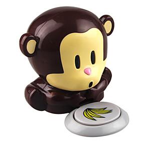 voordelige Nageldrogers & Lampen-Nageldroger Voor Gelnagel Acrylnagel Nagellak Nail Art Tool Reizen / Mini / Monkey Style Dagelijks Mini / Warme lucht droger / Muovi