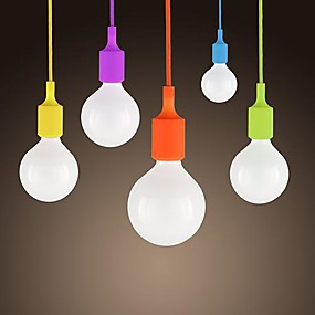 billiga Hängande belysning-SL® Mini Hängande lampor Glödande Ministil / E26 / E27