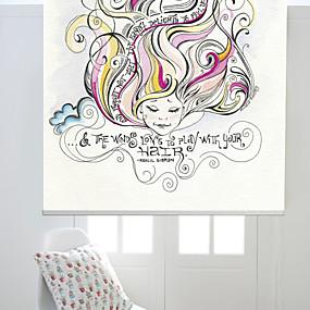 povoljno Sjenila-Moderna impresionističke kose valjak hlad